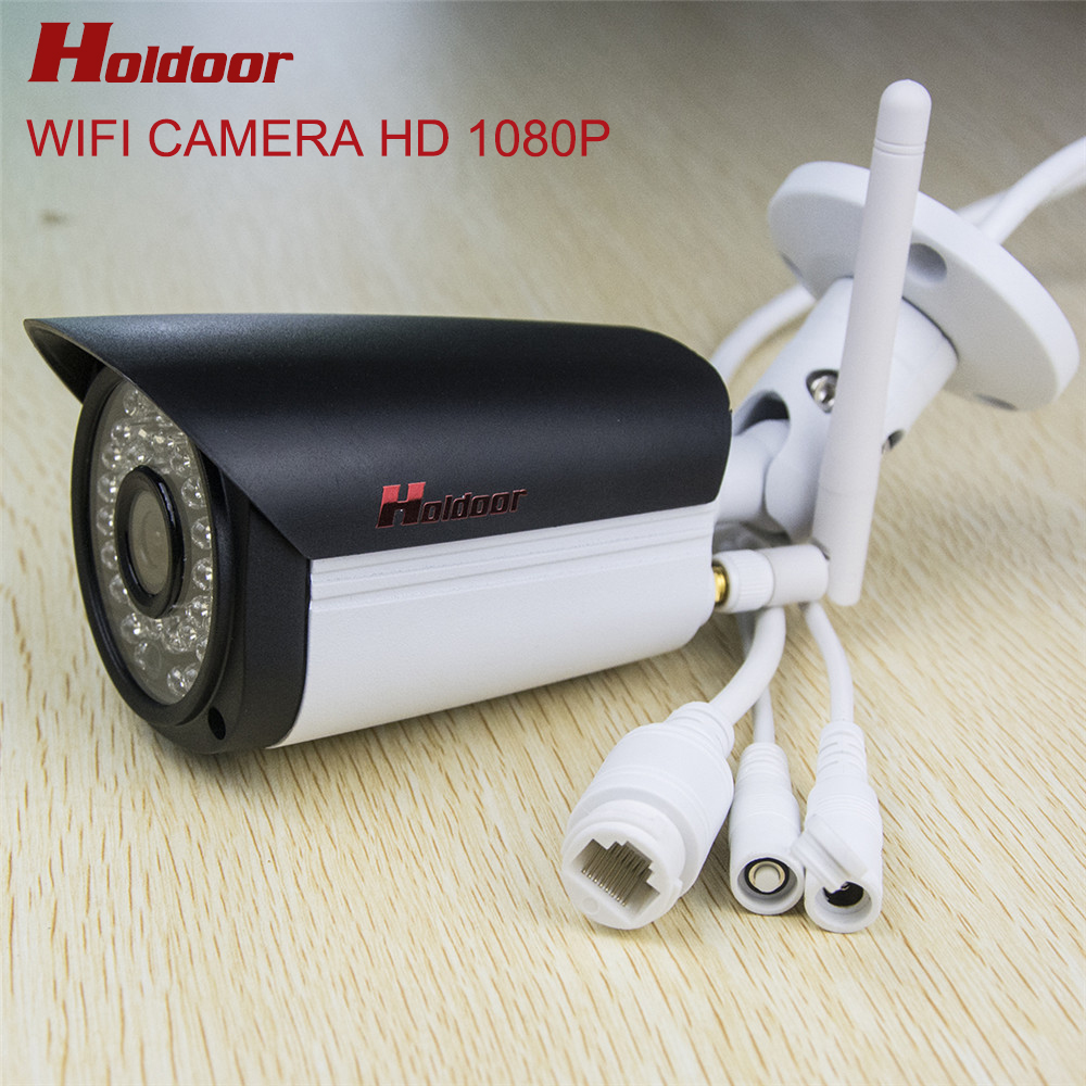 HD 1080P Wireless Wifi IP Camera Outdoor Waterproof 2.0MP H.264 CCTV Bullet Security Camera Wifi Night View P2P IP Cam камера наблюдения wifi ip camera hd 1080p wifi ip p2p
