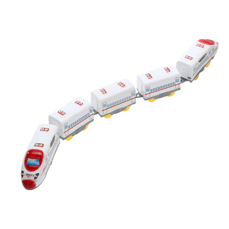 Jugetes para ninos smalll sección armonía emu 5 cars modelo de tren de juguete t