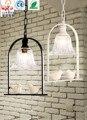 Simple single-head chandelier bird creative personality LED light bar restaurant cafe corridor for lighting study
