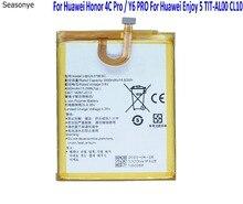 Seasonye 3900 мАч/14.82Wh HB526379EBC телефон замена Батарея для Huawei Honor 4C Pro Y6 Pro насладиться 5 TIT-L01 TIT-TL00 CL00