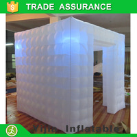 free shipping best quality inflatable oxford cloth digital photo booth for sale