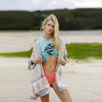 Europe And The Explosion Of Bohemia Beach Cover A Wholesale Sweater Chiffon Cardigan