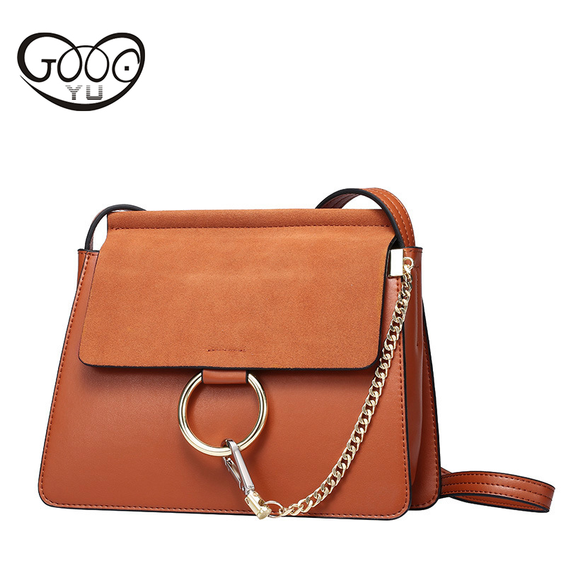 Women Handbags Fashion Brand Genuine Leather Messenger Bag Famous Brand Women Shoulder Bags Small Crossbody Bags For Women