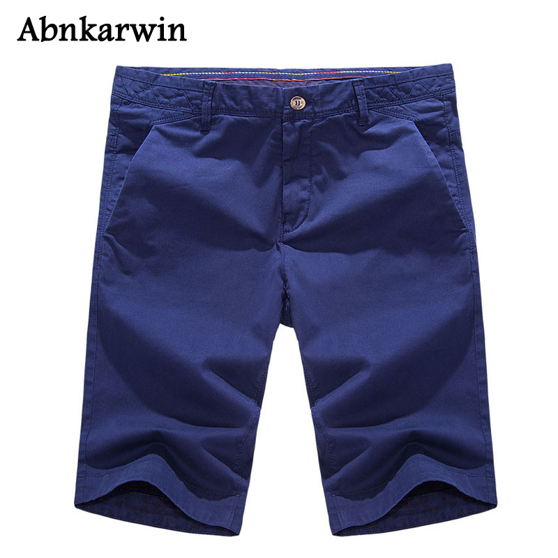 New Arrival 2018 Men Short Pants High Quality Mens Cargo Shorts Fashion Military Short Trousers Casual Mid Short Fit