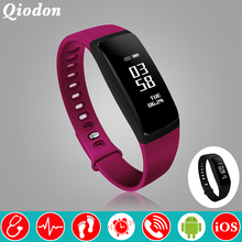 Latest Waterproof Women Physiological Blood Pressure Heart Rate Monitor Smart Watch Clock Bluetooth Smartwatch For Android iOS