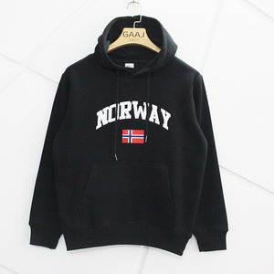 Image 2 - 2019 New Norway Flag Men Hoodies WomenFleece Coats Northern Europe Man Zipper Streetwear Brand Clothing Casual Brand