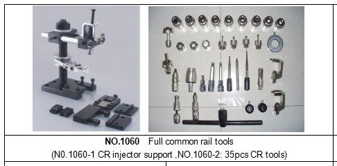 BST No 1060 pleine outils à rampe commune