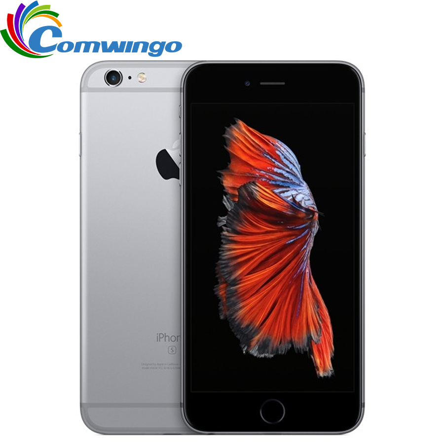 Apple iPhone 6S Plus Ios 16gb 2GB GSM/WCDMA/LTE Fingerprint Recognition Used 2GB-ROM