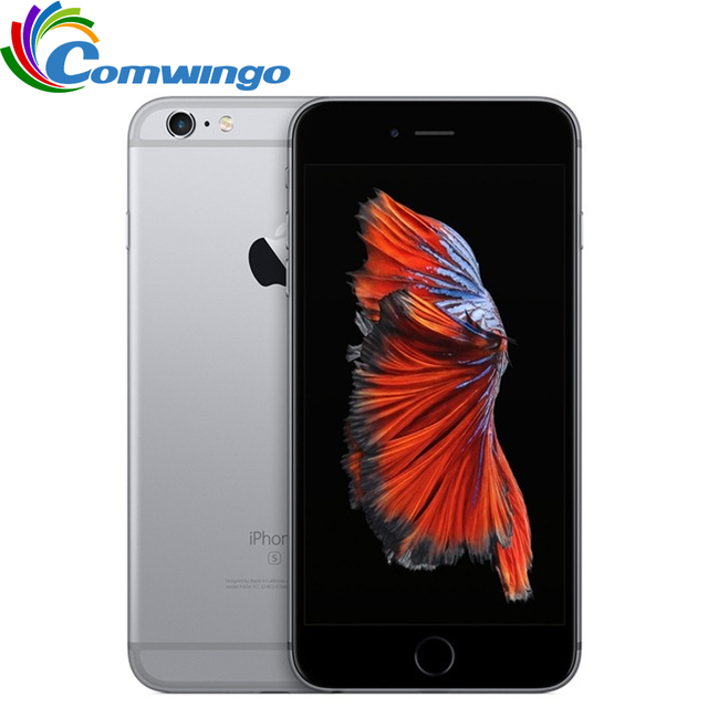 """Apple iPhone 6S Plus iOS Dual Core RAM 2GB ROM 16/64/128GB 5.5"""" 12.0MP Camera LTE fingerprint Mobile Phone iPhone6S Plus"""