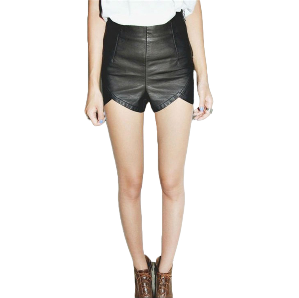 Online Get Cheap Faux Leather Shorts -Aliexpress.com | Alibaba Group