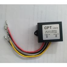 De transfert de tension pour LEDs Ultra Électrique Scooter 36 W DC/DC CONVERTER