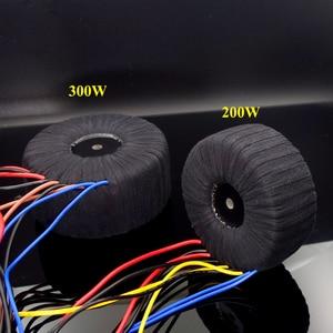Image 1 - Kaolanhon カスタマイズされた高品質 200 ワット 300 ワット 500 ワット 600 ワットホームオーディオアンプトランスリングガーゼリング牛オーディオ専用