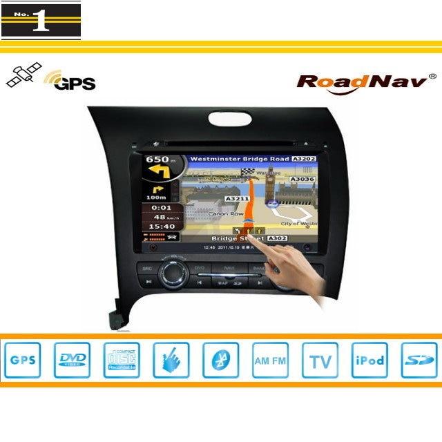 Android Car Multimedia Para KIA K3 2013 ~ 2014 Radio CD Dvd GPS Navi Mapa de Nav