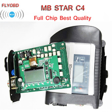 Warranty Quality MB STAR C4 SD CONNECT Diagnostic Tool with WIFI and 21 languages C4 Xentry diagnostics tool DHL FREE