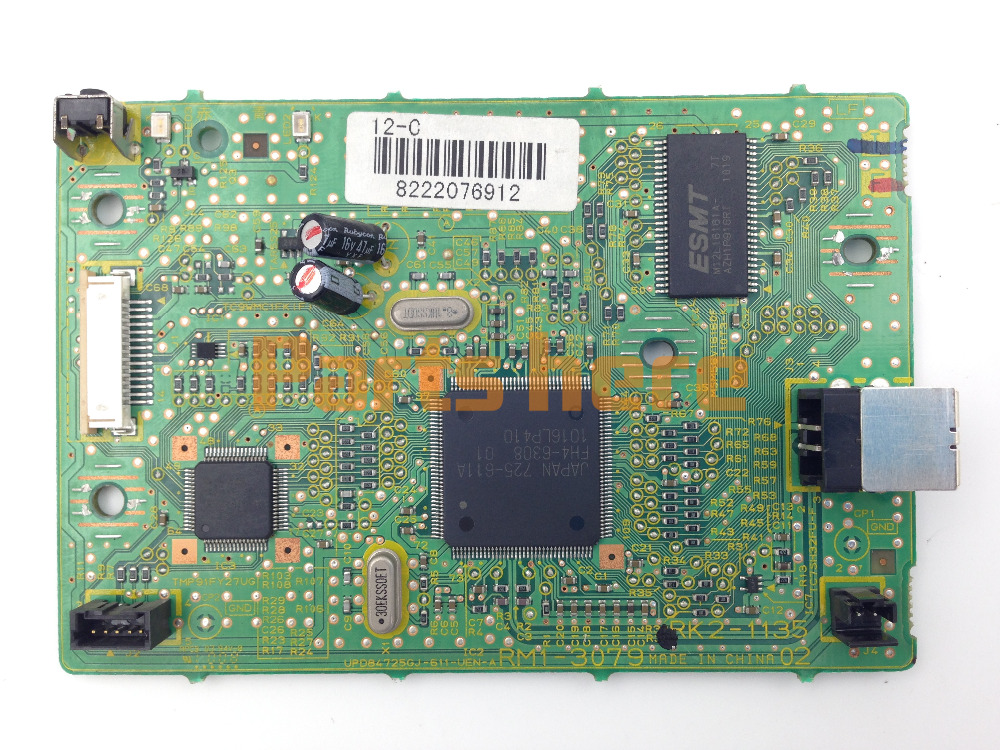 RM1-3126 RM1-3078 Formatter Board main logic board PCA ASSY MainBoard mother board for Canon LBP2900 LBP3000 LBP 2900 2900B 3000 motorcycle license plate bracket licence plate holder frame number plate for honda cb 599 919 400 cb600 hornet cbr 600 f2 f3 f4i