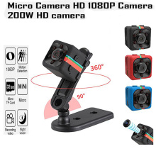 SQ11 Mini Camcorder 1080P Sports DV Mini Camera Infrared Night Vision Monitor Mirco Camera small camera Video Recorder SQ13 Cam купить недорого в Москве
