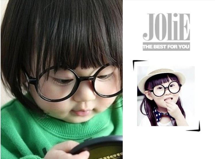 2015Hot Harry Potter Rush Tide Ronda Niños Gafas Marcos Unisex - Accesorios para la ropa - foto 3