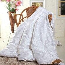 TUTUBIRD mulberry silk comforter for winter/summer king queen full twin size white/red color quilt/duvet/blanket Filler