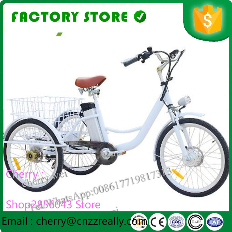 Small Size Three Wheel Scooter Three Wheel Motorcycle Scooter 3 Wheel Electric Bicycle Bike Shipping By Sea CFR
