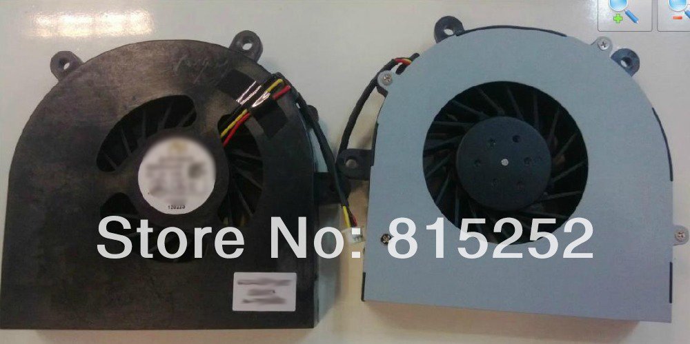 New for Clevo P170EM BS6005HS-U0D CPU Cooling Fan