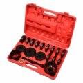 Movimentação de Roda dianteira Rolamento Adaptador Polia Extrator Remoção Tool Kit