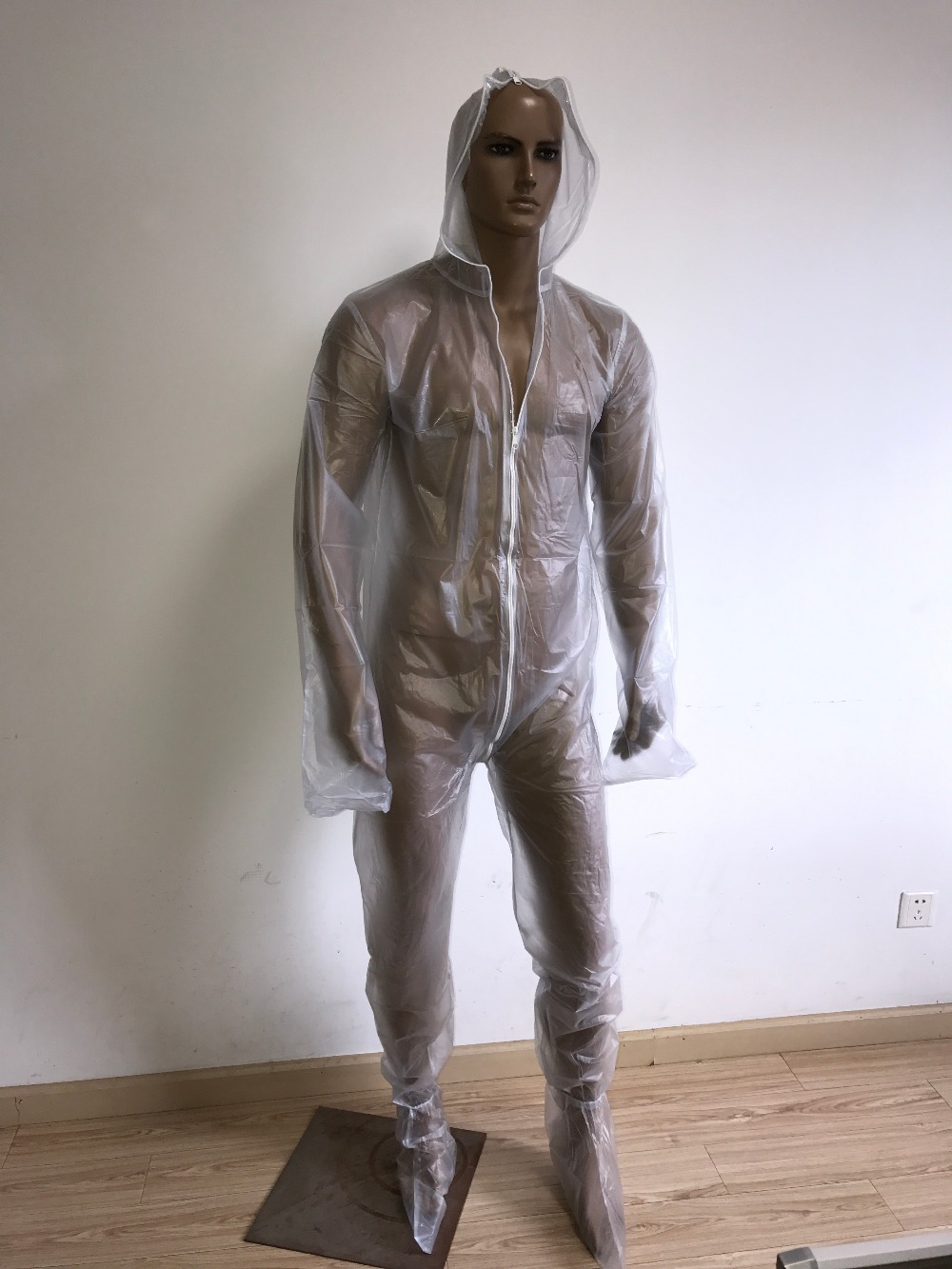 ABDL Male Dolly Long Totally Enclosed This Suit Has A Long P015 7T