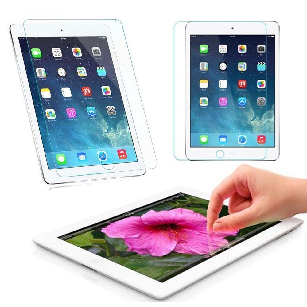 Kaljeno steklo za zaščito zaslona za iPad Air 1 2, 9H - Dodatki za tablične računalnike - Fotografija 2