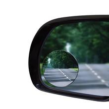 Широкий Угол Авто 360 Автомобилей Сторона Автомобиля Blindspot Blind Spot Mirror Широкий Зеркало Заднего Вида Малых Круглое Зеркало