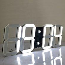Ledデジタル壁時計大型ledディスプレイリモコンカウントダウンカウントアップタイマー付きカレンダー日付温度6 'トール桁