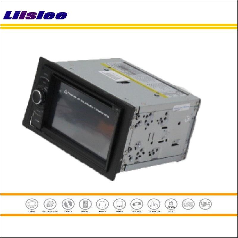 Top Liislee For Honda Pilot 2003~2008 Car Radio CD DVD Player GPS NAVI Navigation Audio Video Stereo HD Screen Android S160 System 1