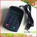 USB Formato ASCII 15 Teclas Del Teclado Numérico Numpad Teclado/Digital/Pin Pad con LCD Plug and Play Soporte EPOS sistema