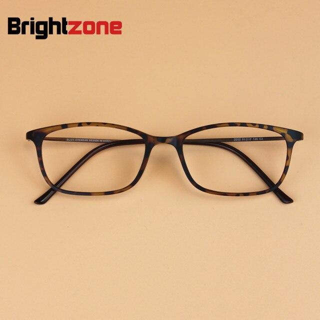 BLSY Tungstênio Titânio Ultra-fino Coreano Dos Homens Do Vintage Quadrado  Pequeno Óculos de Armação 98f04b426a