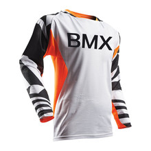 Men Motocross Jerseys  Riding Tops  Team Moto Shirt MX MTB Off Road Mountain Bike DH Bicycle Jersey DH BMX велосипед author ninja dh team 2016