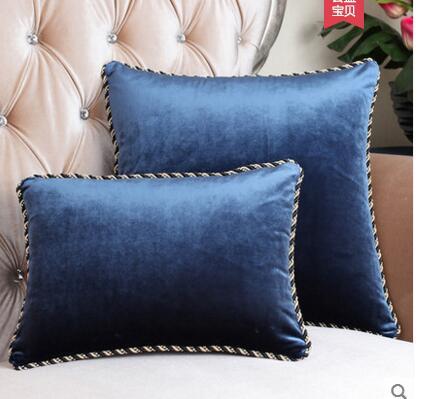Cheap Price Panfelou 45*45cm European Environmental Little Pink Inlay Zircon Pattern Cushion Cover For Sofa Livingroom Bedroom Home & Garden Cushion Cover