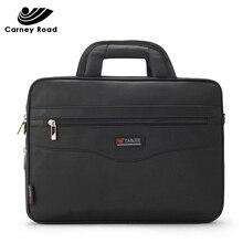Wasserdicht Business Männer 14 zoll Laptop Aktentasche Tasche Hohe Qualität Casual Handtasche männer Büro Taschen für Computer Schulter Taschen