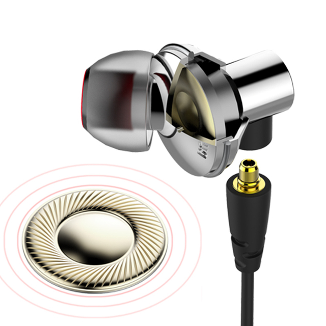 DUNU TITAN 3 HiFi Inner-ear Earphone Titanium Diaphragm Dynamic High Fidelity Earphones with MMCX connector TITAN3 TITAN-3 2