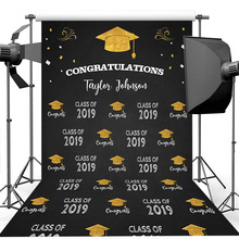 Get more info on the NeoBack 2019 Graduation Photography Background Step and repeat Congratulations Graduation Photography Backdrops Studio Shoots