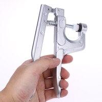 Metal Press Pliers Tools Fastener Snap Pliers 360 Set T5 Plastic Button Resin Press Stud Cloth