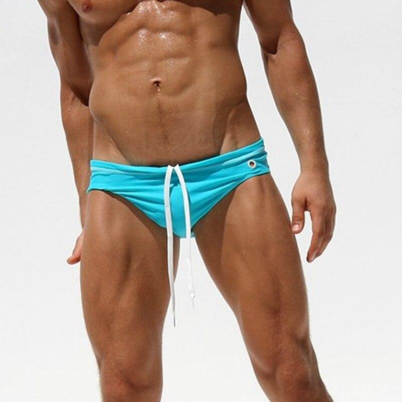 54aad5a55423c 2018 hommes maillots de bain gay hommes slip slips maillots de bain homme  short sexy hommes nager bikini maillot de bain homme dans D'une Seule Pièce  ...