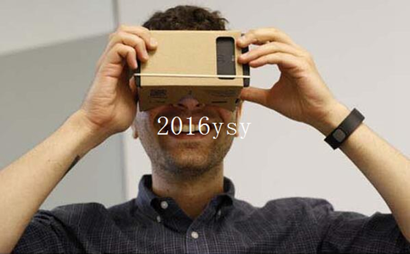 """100pcs <font><b>High</b></font> <font><b>quality</b></font> <font><b>DIY</b></font> Google <font><b>Cardboard</b></font> <font><b>Virtual</b></font> <font><b>Reality</b></font> VR Mobile Phone 3D <font><b>Viewing</b></font> Glasses for 5.5"""" Screen Google VR 3D Glasses"""