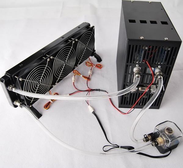 Comprare Bitmain Minatore Raffreddato a Liquido C1 Setup Opinione - Bitcoin, criptovalute e altro