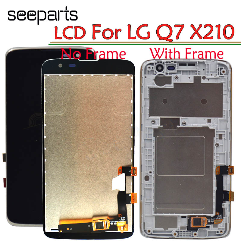 """100% Tested 5.0"""" New For LG Q7 X210 X210DS Touch Screen"""