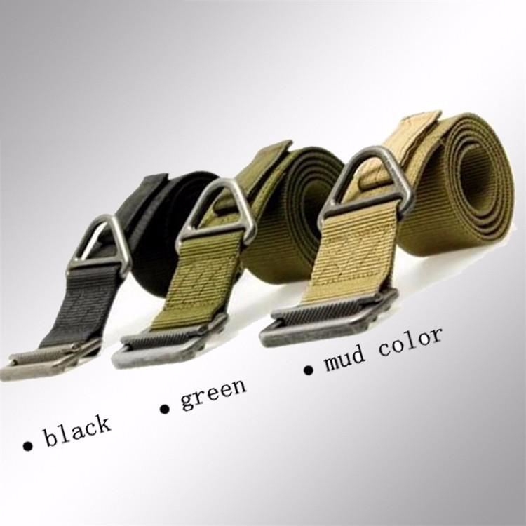 2016-NEW-Outdoor-Army-Black-C-Q-B-Rescue-Riggers-Tactical-Rappelling-Belt-Military-Gun-Belt