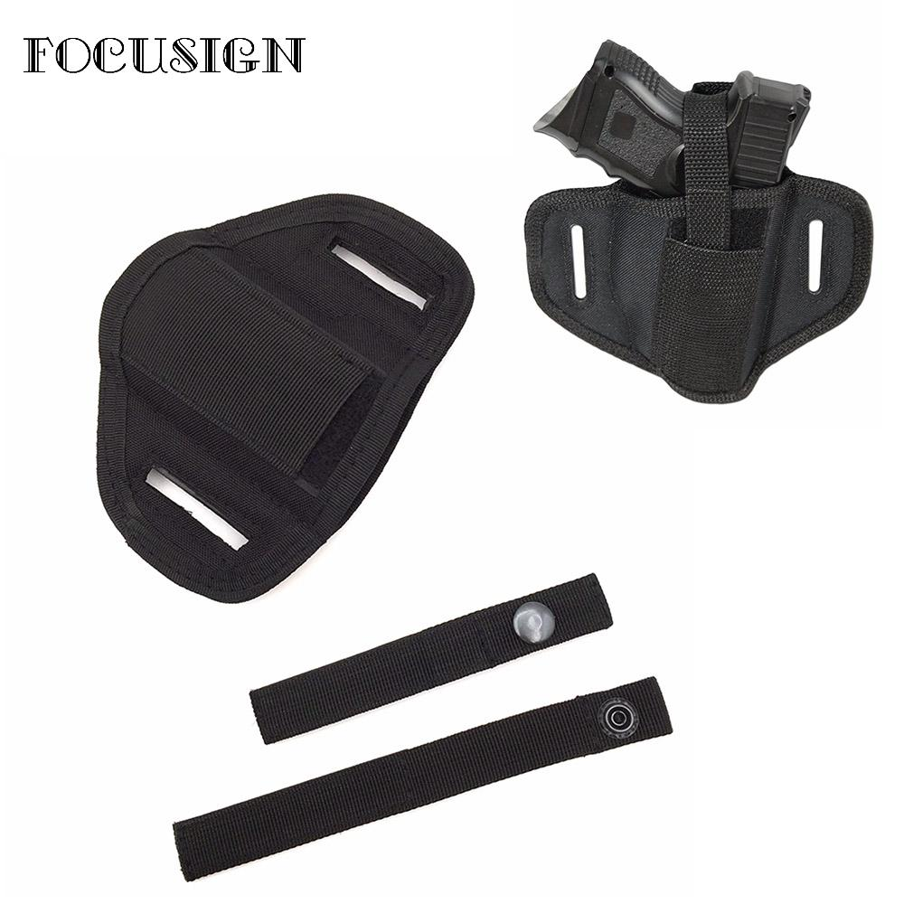 1PC Flashlight Holder Case Holster Tactical Flashlight Pouch For Camping  CZ