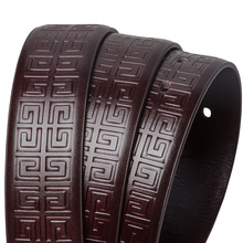 High Quality Pin Buckle Leather Belt