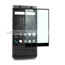 Tempered Glass For Blackberry Keyone Full Cover 9H Protective film Exp