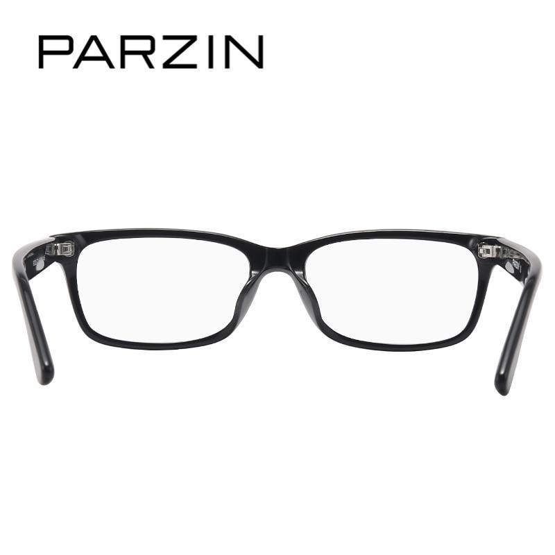 ad86b79fa8 PARZIN High Quality Full Frame Glasses With Clear Lenses Myopia Eyewear  Frames Online Store Prescription Eyeglass Frames 2017-in Eyewear Frames  from Apparel ...
