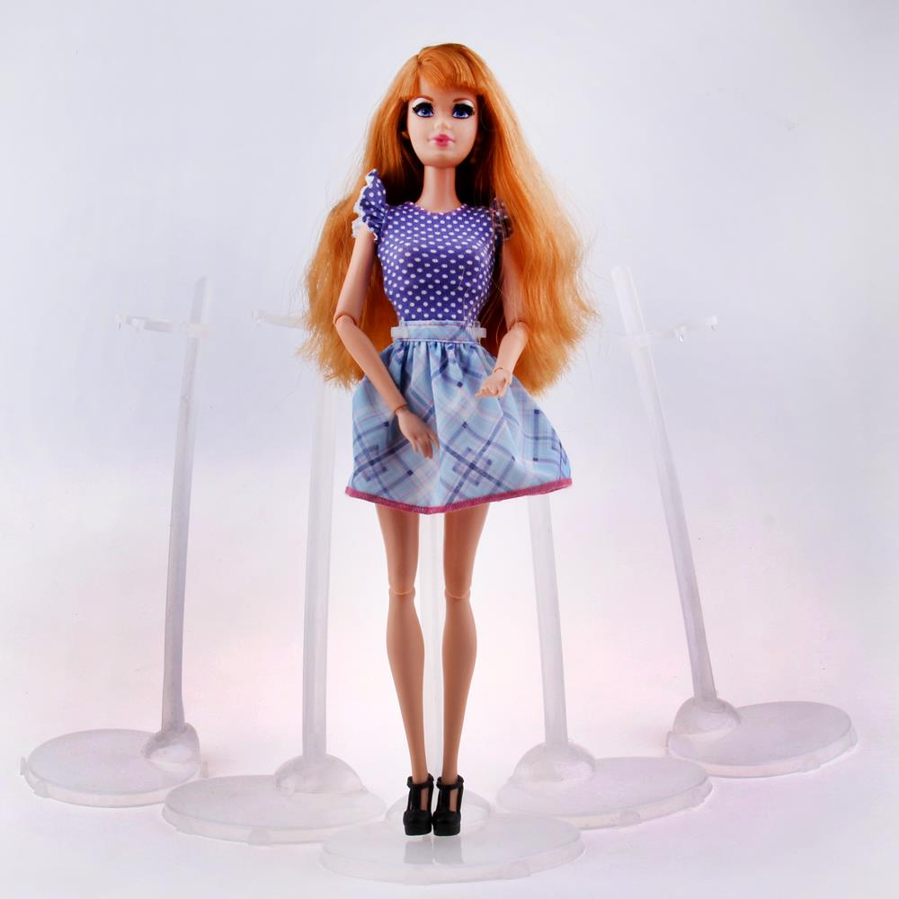 UCanaan-Free-shipping-10-pcs-lot-Transparen-Doll-Stand-Display-Holder-For-16-dolls-Fit-Barbie-Monster-Doll-High-Accessories-4