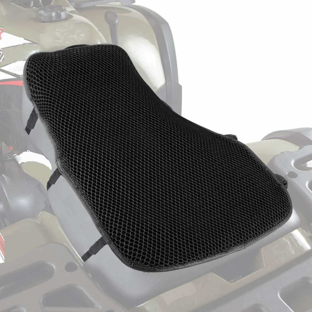 3D Comfort Ride ATV Seat Cover Protector for <font><b>Polaris</b></font> Sportsman 400 for Yamaha Raptor <font><b>700</b></font> for All Terrain Vehicle 4 Wheeler Quad image