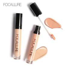 FOCALLURE 7 цветов полный охват макияж консилер жидкий консилер удобный глаз консилер крем
